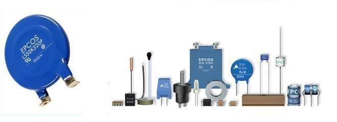 Разрядники-варисторы фирмы EPCOS