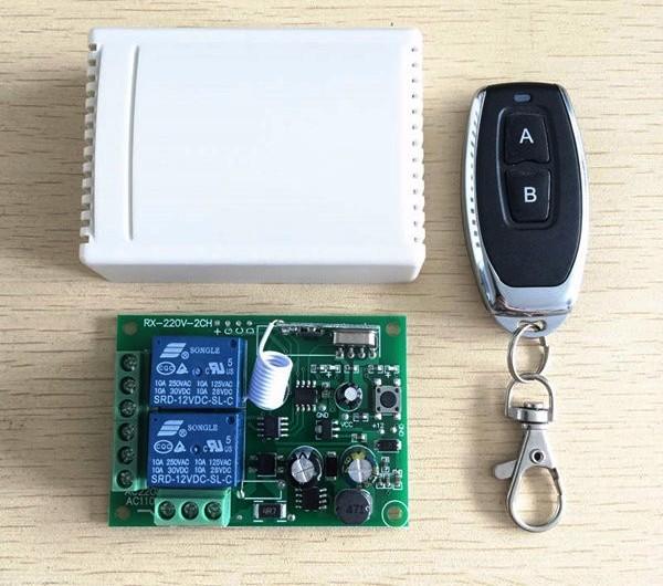 Купить дистанционный выключатель с пультом, беспроводный, радиочастотный