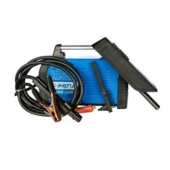 Сварочный аппарат Энергия САИ 220 инверторный сварочник для профессионалов и любителей.