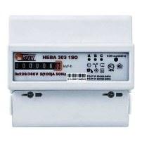 Счетчик электроэнергии трехфазный НЕВА 303 1SO